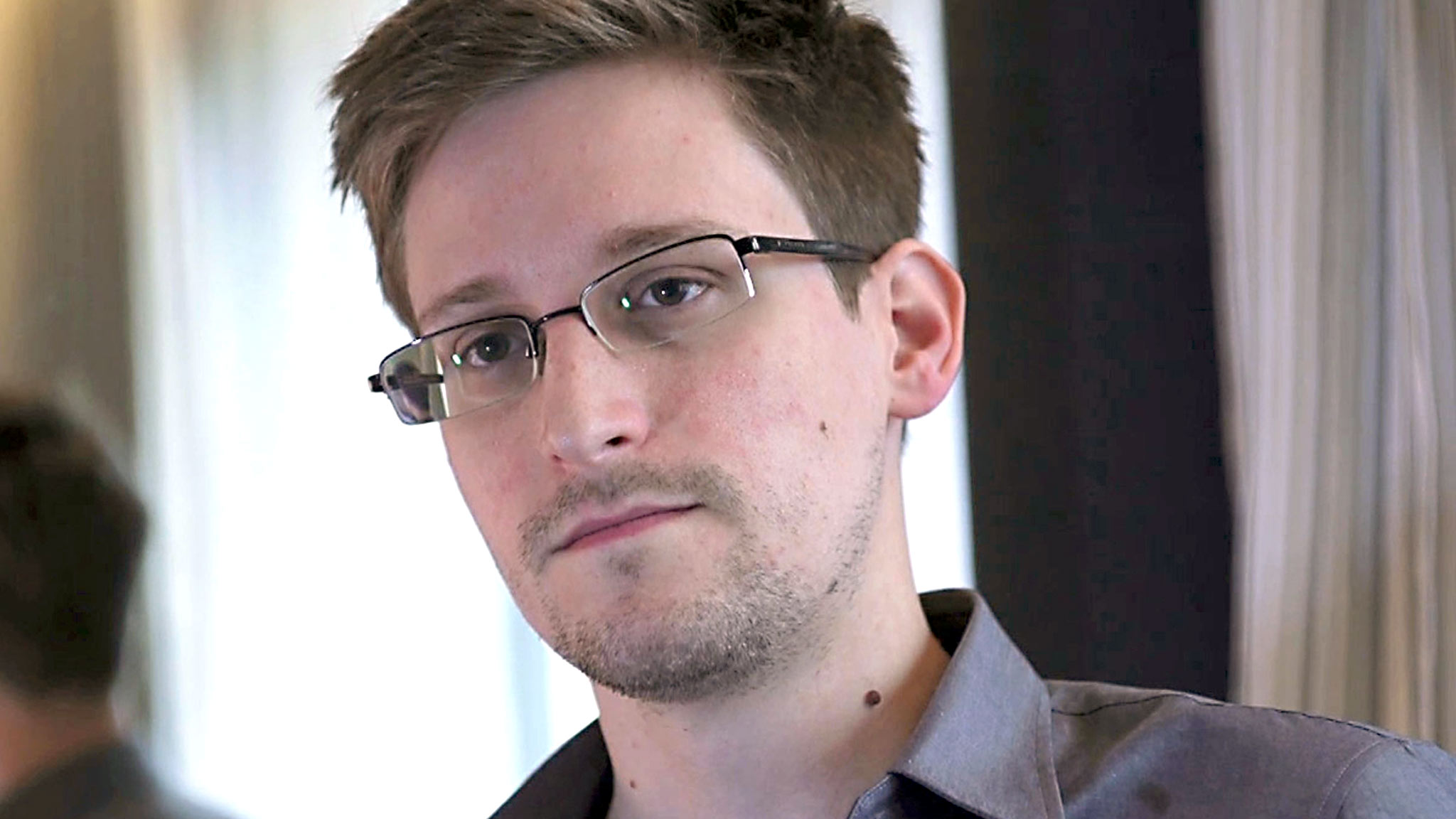 Former U.S. spy agency contractor Edward Snowden