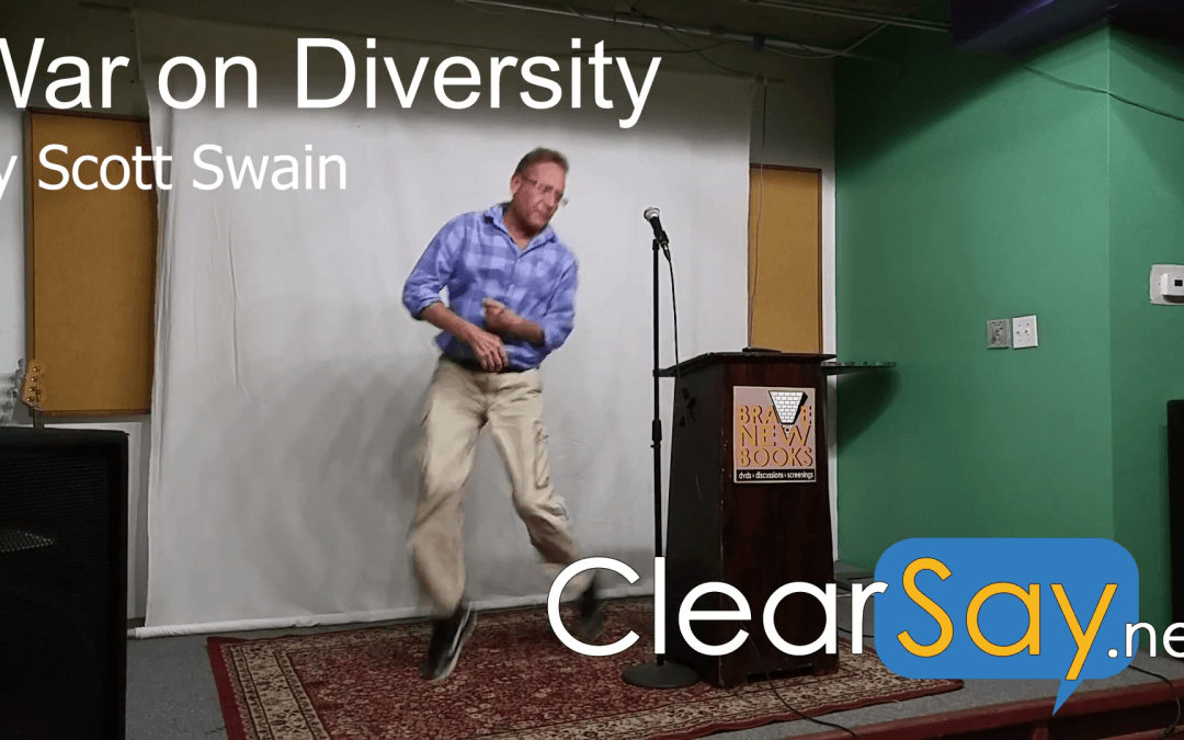Video Scott Swain on Diversity