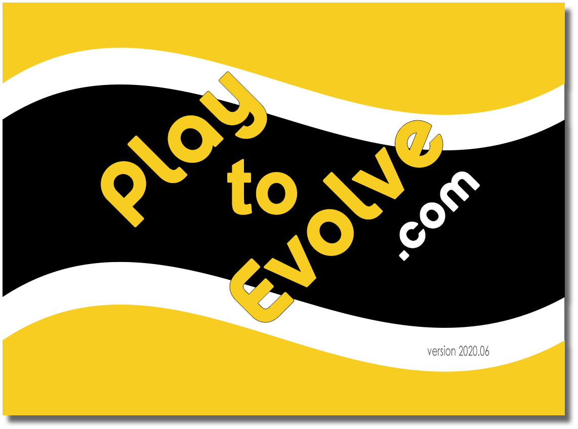 Play to Evolve card game