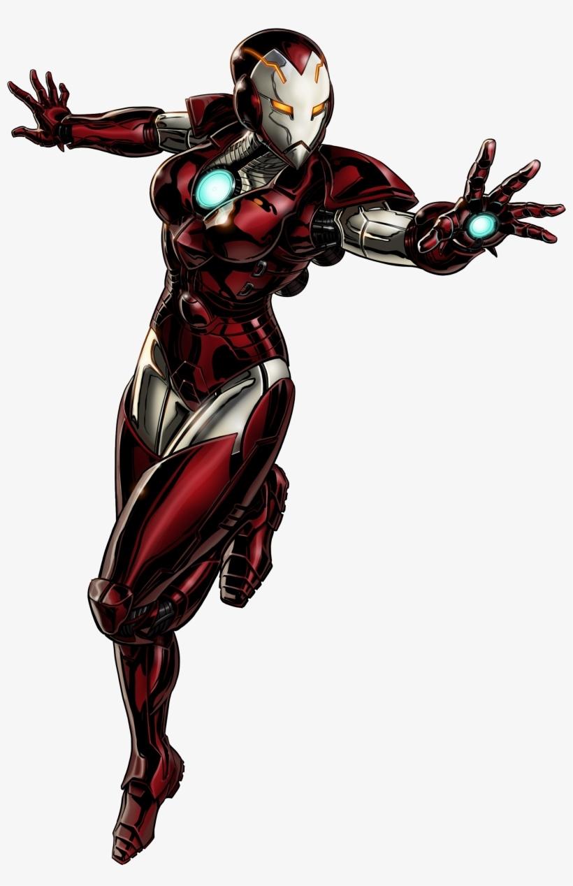 Marvel - Iron Woman
